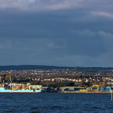 (811) Rosyth Dockyard, Port of Rosyth, F