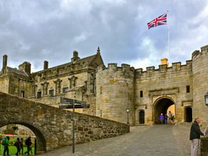 Stirling, Scotland - My 16 Favourite, Must-See, Places