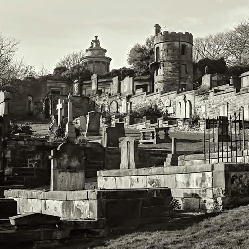 (1236) New Calton Burial Ground and Watc