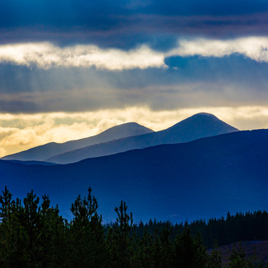 (303) Loch Loyne to Mountains in Glen Ki