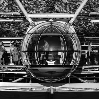 The London Eye Ferris Wheel, South Bank, Lambeth, London