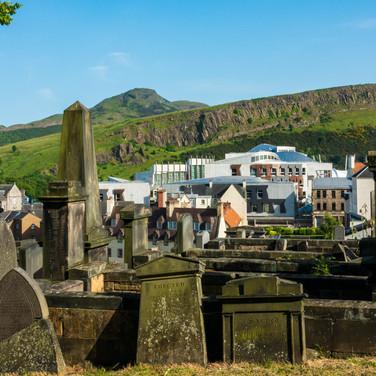 (1459) New Calton Burial Ground, The Sco