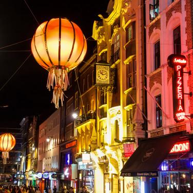 (50) Wardour Street, Chinatown, Soho, Lo