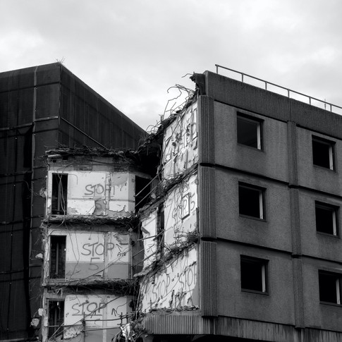 (583) St. James Shopping Centre Demoliti