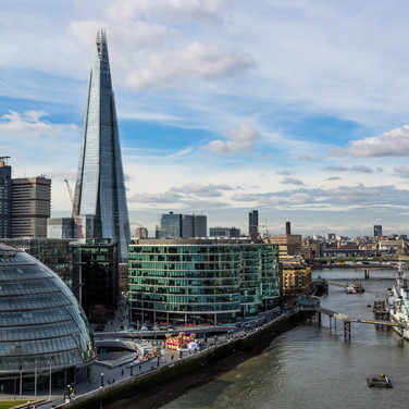 (13) City Hall, The Scoop, The Shard and