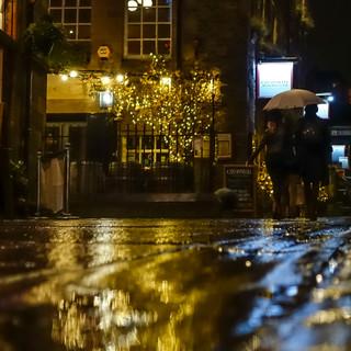 Christmas on The Royal Mile, Edinburgh