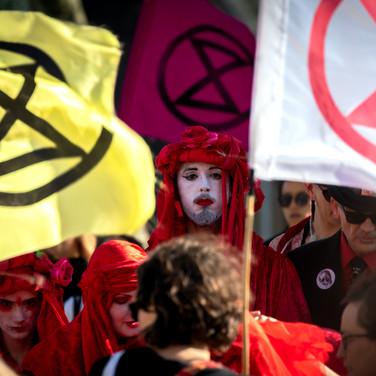 (231) Extinction Rebellion March, Parlia