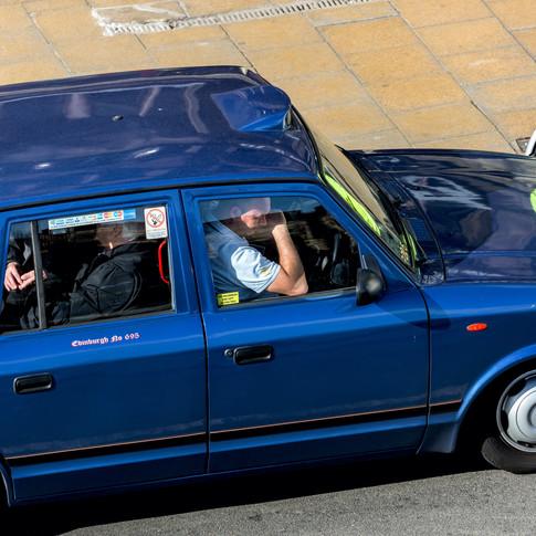 (483) Edinburgh Taxi, Princes Street, Ed