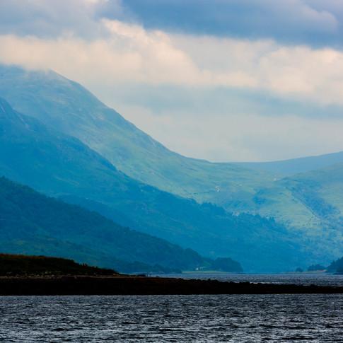 (698) Loch Leven, Mam na Gualainn, Beinn