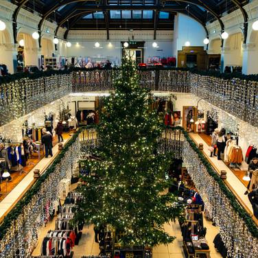 (1518) Christmas Tree 2019, Grand Hall,