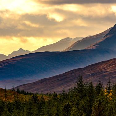 (304) Loch Loyne towards Aonach Air Chri