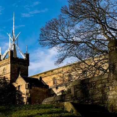 (980) Linlithgow Palace, Kirkgate, Linli