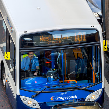 (479) 101 Stagecoach Bus, West Linton fo