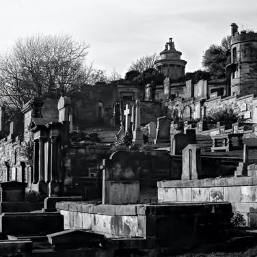 (1237) New Calton Burial Ground and Watc
