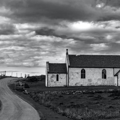 (378) Eriboll Church, Eriboll Estate, Du