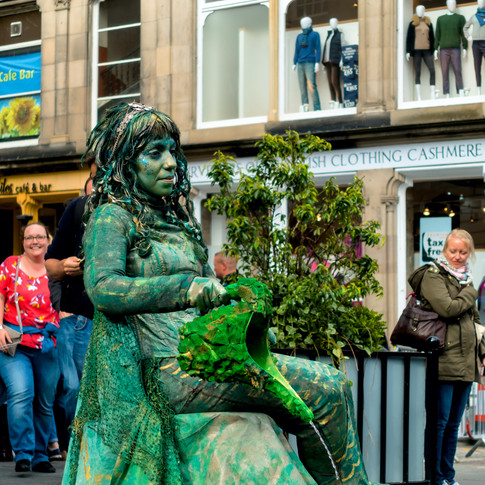 (216) Emerald Mermaid, High Street, Roya