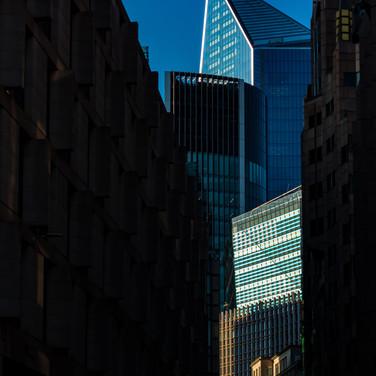 (204) (From top) The Scalpel Skyscraper,