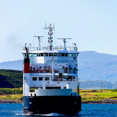 (709) The Caledonian MacBrayne Isle of M