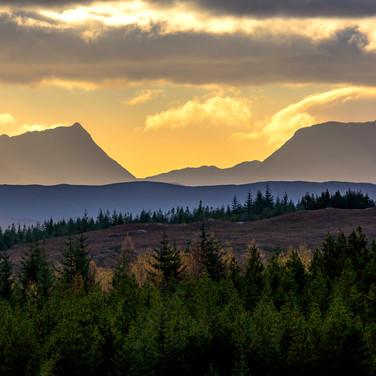 (301) Glen Loyne, Glenquoich Forest to M
