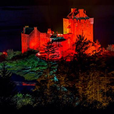 (291) Eilean Donan Castle, Dornie, Kyle