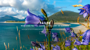 Isle of Harris Distillery Summer Campaign