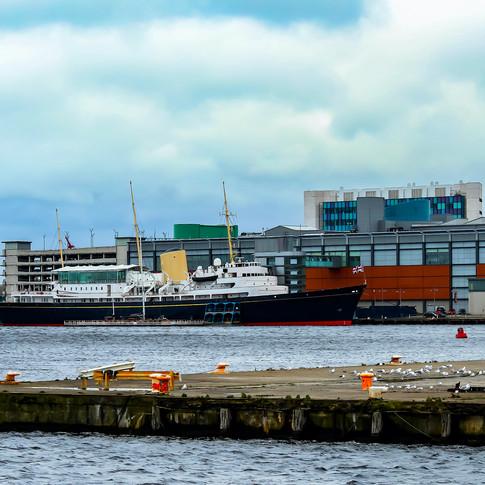 (594) Royal Yacht Britannia, Leith, Edin