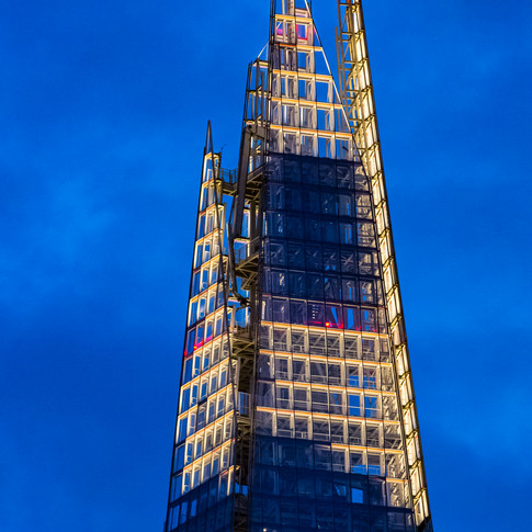 (87) The Shard, Shard of Glass, Shard Lo