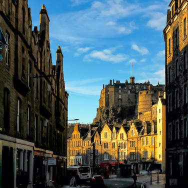 (586) Cowgatehead to the Grassmarket and