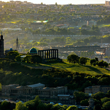 (578) Calton Hill, Old Royal High School