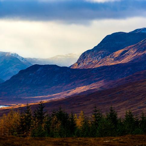 (296) Loch Loyne and Creag A' Mhaim, Gle