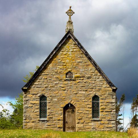 (375) The Parish Church of Altnaharra an