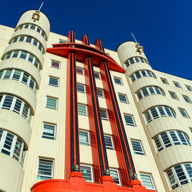 (412) Former Beresford Hotel, 460 Sauchi