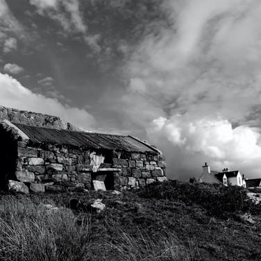 (550) Old Stone Shieling, Oldshoremore,