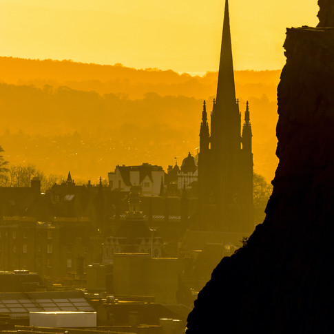 (1099) Golden Hour, The Hub (Highland To