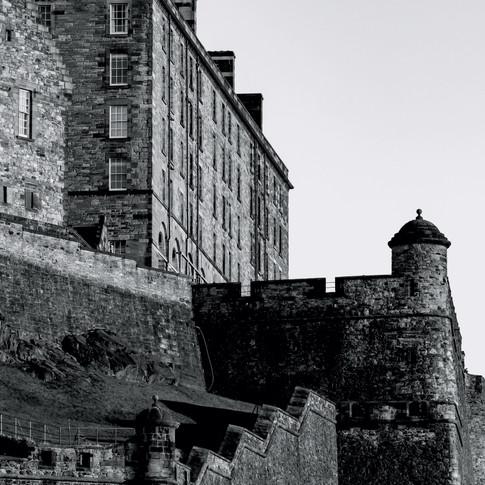 (968) The New Barracks, Edinburgh Caslte