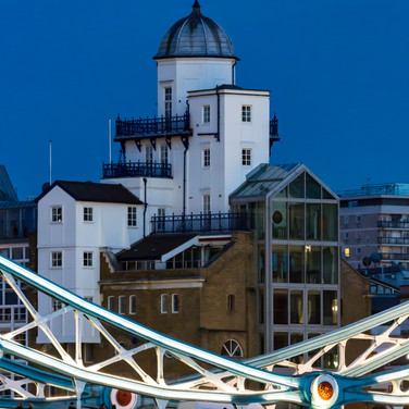 (146) Tower Bridge and Shad Thames Flats