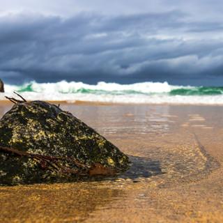 Secluded Beach, Isle of Lewis, Scotland