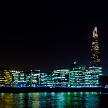(109) City Hall to The Shard, The Queen'