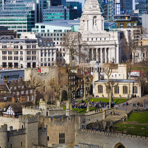 (26) The Tower of London and Port of Lon