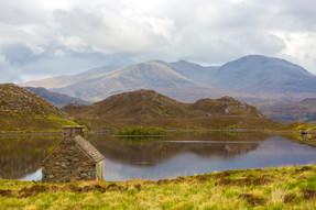 Loch Stack Bothy, Scottish Highlands