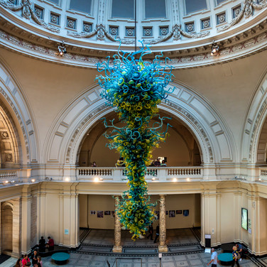 (219) Grand Hall of The Victoria & Alber