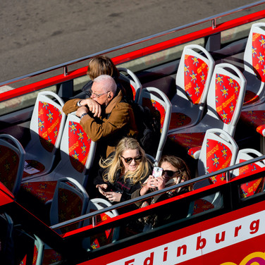 (482) Edinburgh City Sightseeing Bus, Pr