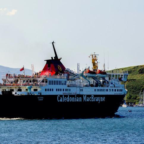 (710) The Caledonian MacBrayne Isle of M