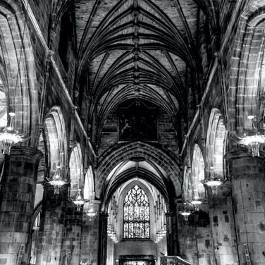 (324) St Giles' Cathedral, Edinburgh, Sc
