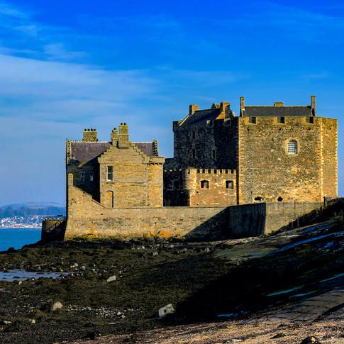(979) Blackness Castle, 15th Century Cas