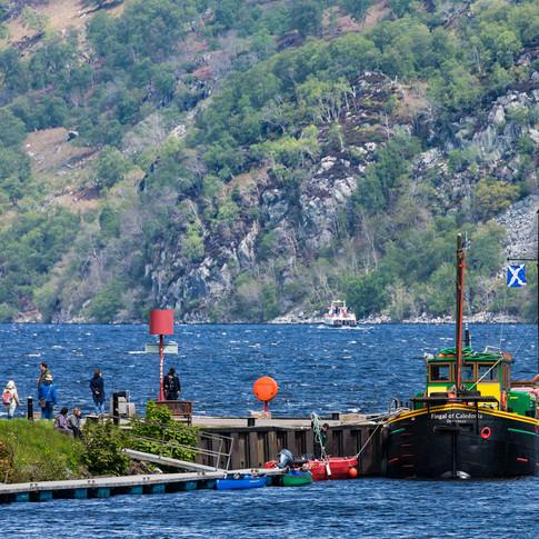 (370) Fingal of Caledonia Cruising Boat,