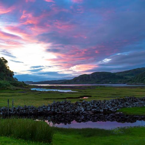 (223) (PO) Loch Feochan, Kilninver, Oban