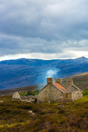 Traditional Highland Cottage, Scotland