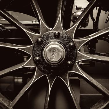 (1247) Wheel of Argyll Flying Fifteen Mo