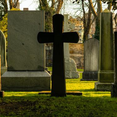 (982) Dean Cemetery, Dean Path, Edinburg